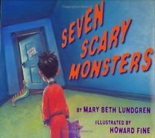 Seven Scary Monsters by Lundgren, Mary Beth