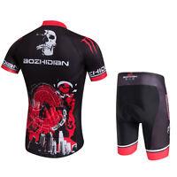 Men/'s Novelty Cycling Kits Lion V2