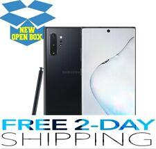 Samsung Galaxy Note 10 N970U1 256GB Aura BLACK (FACTORY UNLOCKED)  *O/B*