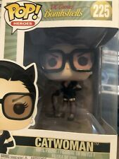 Funko Pop DC Bombshells Catwoman #225 Vaulted Rare