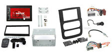 Dodge RAM 02-06 2-DIN Autoradio USD SD iPhone Android Radioblende