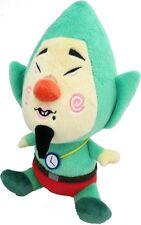 "Brand New Little Buddy Legend Of Zelda USA 8"" Tingle Stuffed Plush Doll Toy!"