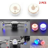 LED Flash Light Navigation Signal Lamp Lámpara Luz Para DJI Mavic Mini RC Drone