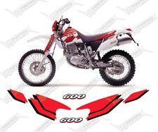 adesivi//adhesives//stickers//decal Serbatoio Yamaha TT 600 1983//92 cristal