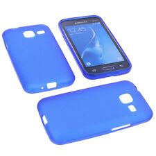 Custodia per Samsung galantxy J1 mini custodia cellulare TPU gomma Custodia Blu