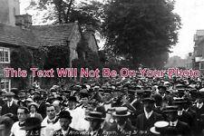 DR 311 - Plague Anniversary, Eyam, Derbyshire 1913 - 6x4 Photo