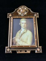 """Jay Strongwater Approx 7""""x 4.5"""" Frame Inside 3.5"""" x 2.75"""""""