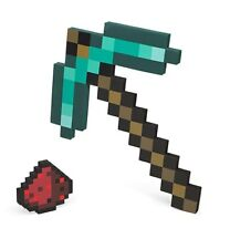 Minecraft Adventure Kit Spitzhacke Hacke pick axe redstone dust Staub Kombi