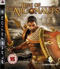 RISE OF THE ARGONAUTS  PS3  GAME EXCELLENT CONDITION