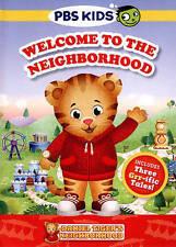 Daniel Tigers Neighborhood: Welcome to the Neighborhood (DVD, 2015, With Puzzle)
