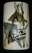 Vintage Nils Thorsson Diana Asian  Fish Vase Royal Copenhagen 1079/5405