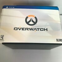 Overwatch Collectors Edition with Soldier 76 Statue and Extras