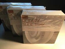 "Sears Rotary Slide Tray-100 2"" x 2"" Slides -Keystone/Sawyers 39902 -3 Pack- NEW!"