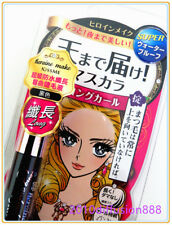 Isehan Kiss Me Heroine Make Long & Curl Mascara Super Water Proof New Packing
