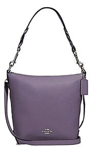 COACH 31507 COACH ABBY DUFFLE SV/DUSTY LAVENDERBAG MSRP: $398.00