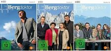 DER BERGDOKTOR Staffel 8 + 9 + 10 TV-SERIE Hans Sigl 9 DVD Box Collection Neu