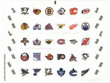 LEGO 10127 - Sports: Hockey - NHL Action Set - STICKER SHEET (1, 2 & 3)