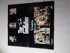 X Godfather Video Store Poster the Complete Epic 1902-1959 Vintage