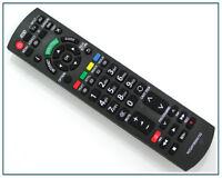 Ersatz Fernbedienung für Panasonic N2QAYB000752 Fernseher TV Remote Control (HQ)