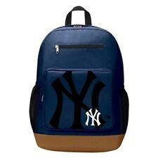 The Northwest New York Yankees MLB Playmaker Backpack Blue/Tan