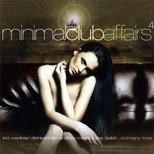 Minimal Club Affairs 4    2CDs 2011