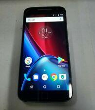 Motorola Moto G4 Plus 32GB(XT1641)- Black - Unknown Carrier- READ BELOW