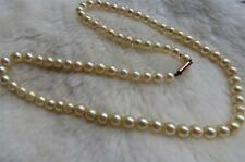 9 Carat Rose Gold Pearl Edwardian Fine Jewellery