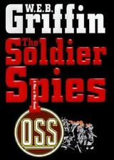 The Soldier Spies: A Men at War Novel, W.E.B. Griffin, Good Book