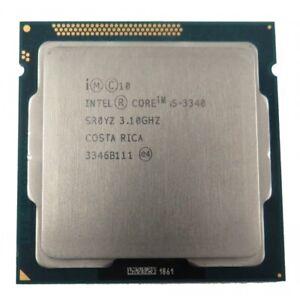 cpu Intel Core i5-3340 SR0YZ 3.10GHz Socket 1155 Processore Desktop, P58