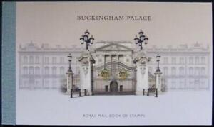 QEII 2014 'Buckingham Palace' prestige book, fine as issued. Sg.DY10