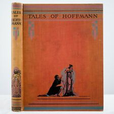 1932 TALES OF HOFFMANN ILLUSTRATED BY MARIO LABOCCETTA UK HARRAP FIRST EDITION