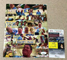 Andy Lindberg Signed 8x10 Photo Stand By Me Lardass Pie Eating Champion JSA COA
