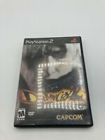 Sony PlayStation 2 PS2 CIB Complete Tested Devil May Cry 2 BL