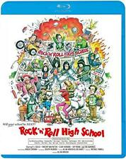 Rock'n'Roll High School HD New Master / Bombed Edition [Blu-ray]