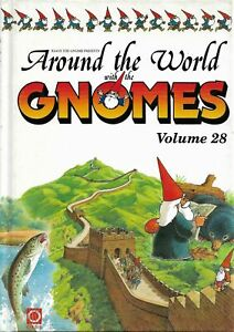 HUYGEN, Wil ('KLAUS THE GNOME') Around the World with Gnomes Volume 28