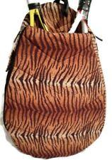 Jetpac Life Is Tennis Tiger Safari Animal Tennis Racket Backpack Sling Bag Nwt