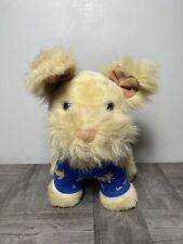 Vintage 1994 Avon Chatting Chester Talking Puppy Dog Stuffed Plush Toy 12''
