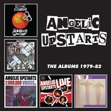 Angelic Upstarts - Albums 1979-1982 [New CD] Boxed Set, UK - Import