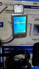 Pocket Windows PC Bluemedia PDA 255 Bedienungsanleitung Zubehör und PC Powerpack