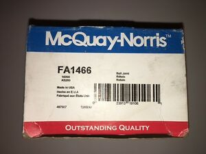 McQuay-Norris FA1466 Suspension Ball Joint  MADE IN USA