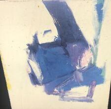 "Franz Kline ""Blue Center"" Abstract Expressionism Painting 35mm Art Slide"