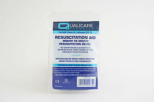 Resuscitation Aid, Mouth to Mouth, CPR, Face shield, First Aid, Resus Aid