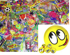 50 boys girls party bag toys stocking fillers FREE EXPRESSION BALL pinata prizes