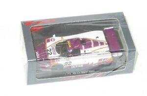 1/43 Jaguar XJR9  Silk Cut Jaguar TWR Racing  Le Mans 24 Hrs 1988 #22