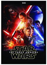 Disney Lucasfilm Star Wars Episode 7 VII The Force Awakens New DVD Kylo Rey Finn