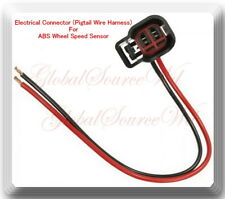 Electrical  Connector for ABS Wheel Speed Sensor ALS2305 For Rear Right Dodge &