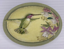 New ListingMarjolein Bastin Hummingbird Trinket Box Hallmark Natures Sketchbook Ceramic