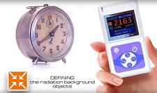 Dosimeter-Strahlungsdetektor, Geigerzähler Alpha Beta Gamma RadiaSkan-701 LCD