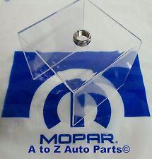 NEW 2003-2008 Dodge Ram 1500-3500 Radio Antenna Mounting Chrome Nut, OEM Mopar