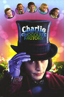 """CHARLIE AND THE CHOCOLATE FACTORY POSTER - JOHNNY DEPP - 91 x 61 cm 36"""" x 24"""""""